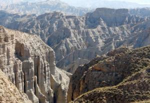 Impresionante paisaje en el Geoparque Valles del Norte.