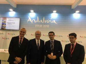 Presentación de Andalusian Soul en Fitur.
