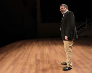 El profesor Andrés Adroher.