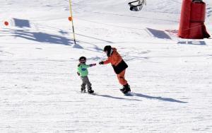 La estación tiene un máximo de 110 km de pistas esquiables.