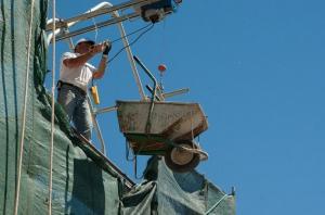 En la provincia más de 27.000 personas trabajan en la construcción.