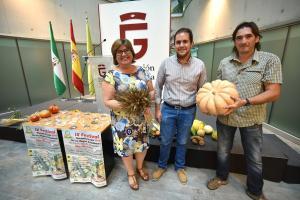 Presentación del Festival Hortofrutícola.