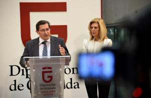 José Entrena y María José López.