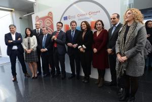 Presentación del Foro Internacional de Granada.
