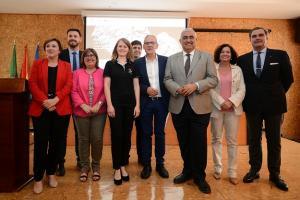Visita institucional al Instituto de Astrofísica de Andalucía.