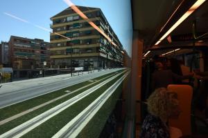 El Metro comenzó a funcionar el 21 de septiembre.