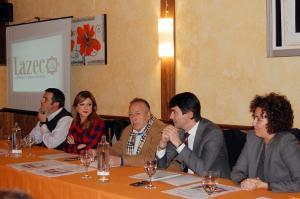 Presentación de los proyectos de la asociación de parados.