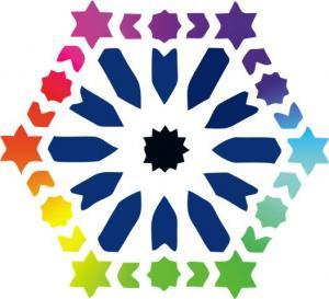 Logotipo del congreso 'Light and Color in Nature'.