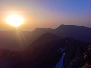 Las actividades programadas por Cetursa permiten disfrutar de la belleza de Sierra Nevada.