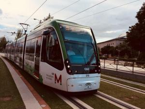 Metro de Granada.