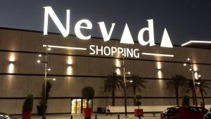 Imagen del Centro Comercial Nevada.