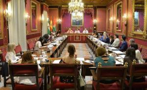 Reunión para constituir la comisión de seguimiento.