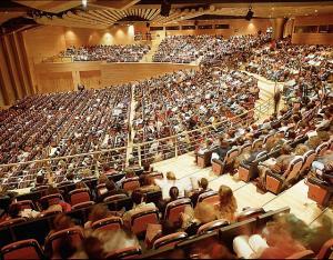 Los congresos son una importante fuente de visitantes.