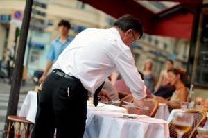 La hostelería es uno de los sectores con mayor precariedad.