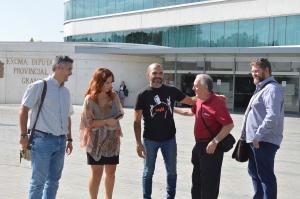 Mariscal se ha reunido con representantes de CCOO en BMN y de Educación.