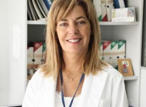 Germaine Escames, catedrática de la UGR y cofundadora de la empresa.