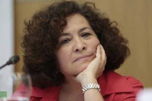 Pilar Aranda aspira a liderar un proyecto de futuro para la UGR.