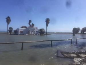 Imagen de la Playa de Poniente.