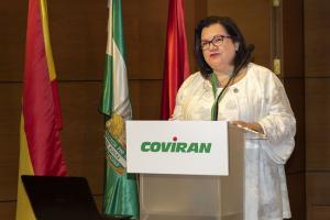 Patro Contreras, nueva presidenta de Covirán.