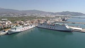 La salida a Melilla que habitualmente se hace a las 14.30 horas será a las 18.30 horas el martes.
