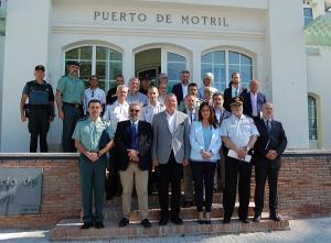 La reunión de coordinación de la OPE se ha desarrollado este viernes en las instalaciones de la Autoridad Portuaria.