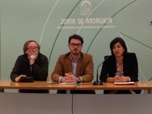 María José Rienda presenta los cursos de formación técnica.