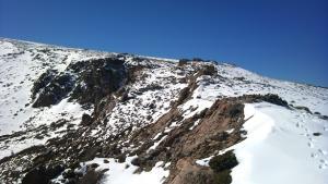 Un paraje de Sierra Nevada.