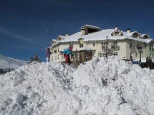 Desde hace muchas temporadas, la estación no recibía tanta nieve.