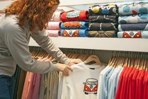 El comercio es la actividad con mayor número de nuevas empresas.