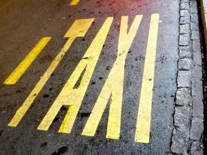 """Los taxistas ven """"inasumibles"""" las propuestas sobre VTC."""