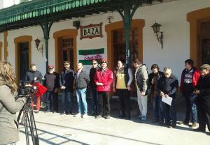 Concentración en Baza el 31 de diciembre.