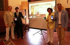 Presentación de la web y aplicación para móvil de la Universidad.