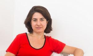 Elisa Valero.
