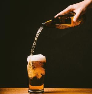 La amina biógena triptamina garantiza la calidad de la cerveza.