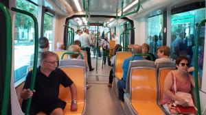 La media de pasajeros rebasa los 25.000 diarios.
