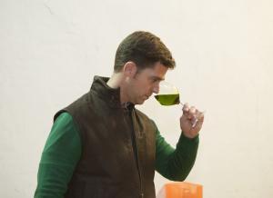 Aceite de la empresa Venchipa, de Ácula, premio al mejor frutado verde intenso.