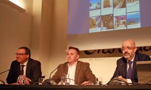 Presentación de la campaña 'We love Granada'.