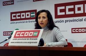 Mercedes González.