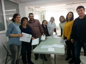 Bibliotecas Interculturales se convierte en el tercer espacio 'libre de rumores' de Granada.