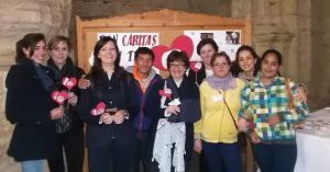 En Iznalloz, un Mercadillo Solidario.