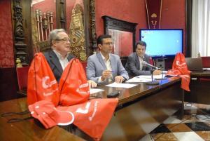 Presentación del programa municipal 'Cultura y Turismo en casa'.