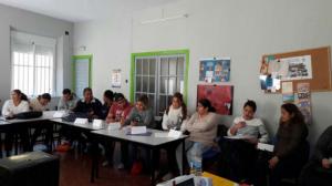 Curso de formación impartido en Granada Acoge.