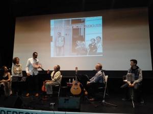 El acto se ha celebrado en la Biblioteca de Andalucía.