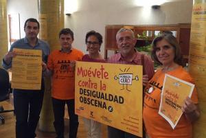 Representantes de la plataforma han presentado las actividades de la Semana Pobreza Cero.