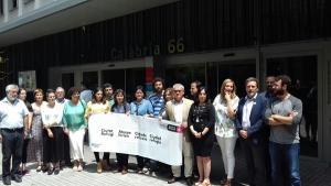 Reunión de las Ciudades Refugio en Barcelona.