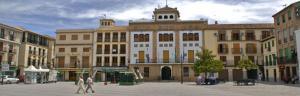 Ayuntamiento de Santa Fe.