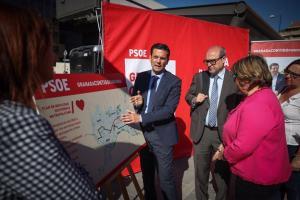 Cuenca explica sus propuestas en movilidad.