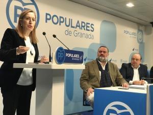 Ana Pastor ha presidido la Junta Directiva Provincial.