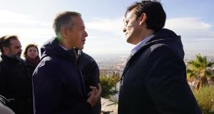 Ánder Gil y Francisco Cuenca.