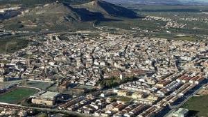 Vista aérea de Atarfe.